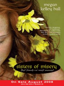 Sisters of Misery by Megan Kelley Hall
