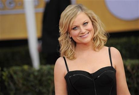 Amy Poehler Writes Memoir