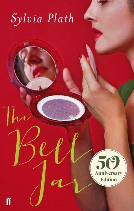 The Bell Jar by Sylvia Plath New Cover