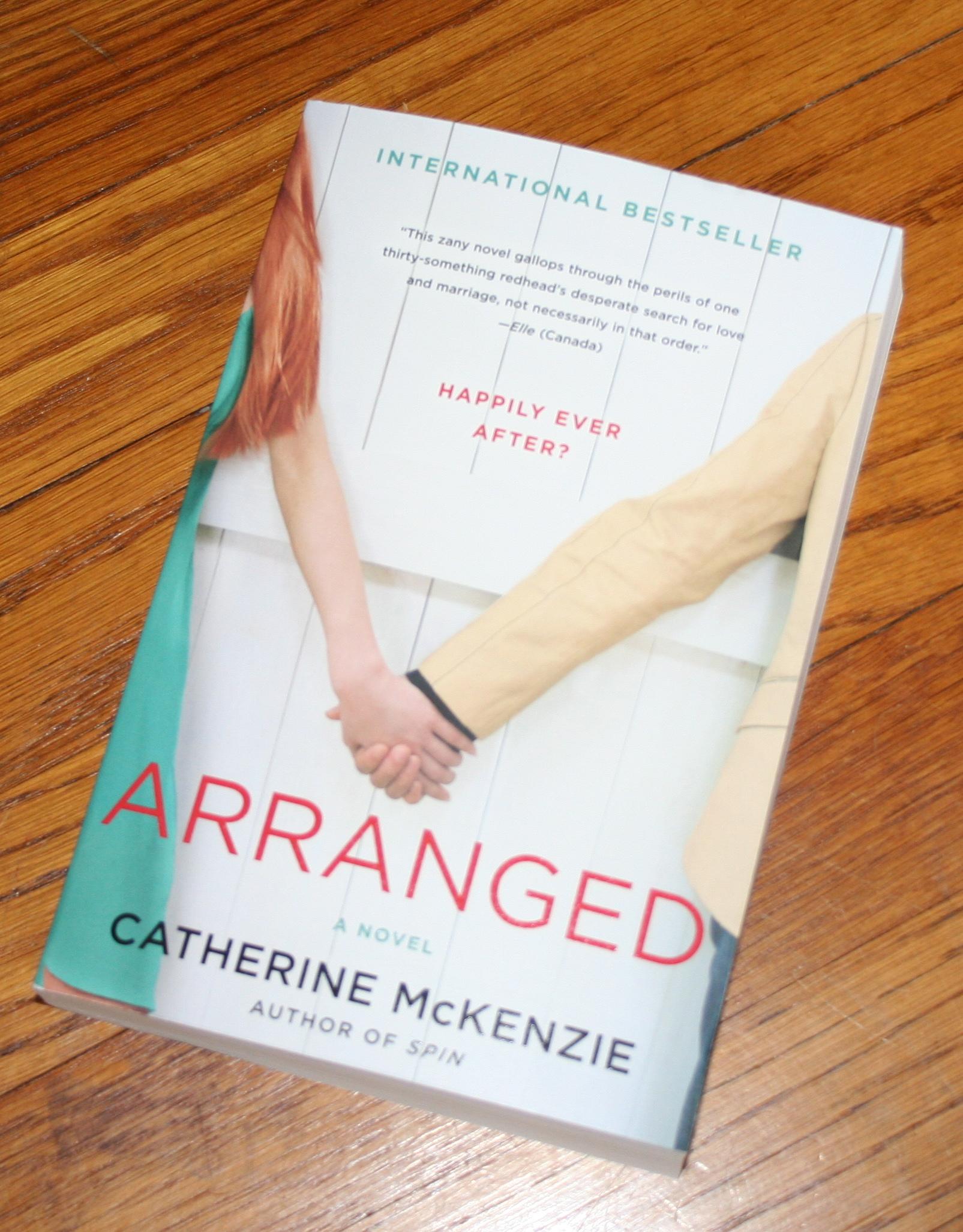 Arranged By Catherine Mckenzie Bookfinds border=
