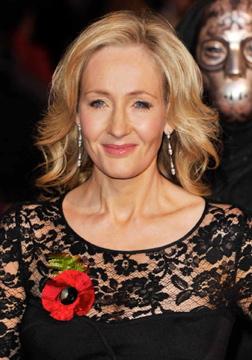J.K. Rowling to Publish Adult Novel. J.K. Rowling
