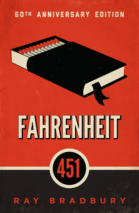 Fahrenheit 451 Cover Design Contest