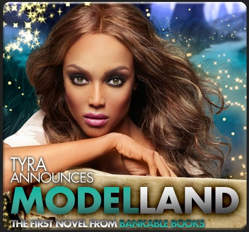 Tyra Banks Modelland: Sneak Peek At Tyra Banks Debut Novel: Modelland